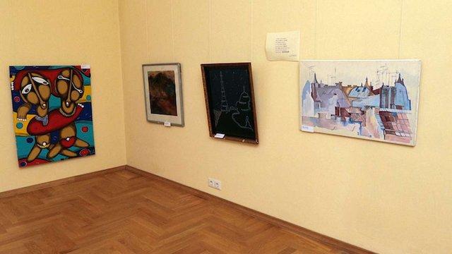 У Винниках триває експериментальна виставка-гра для найменших відвідувачів