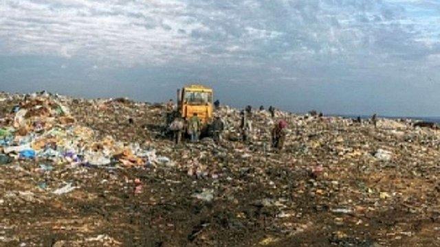 Французький уряд надасть Львову грант €650 тис. на рекультивацію Грибовицького сміттєзвалища