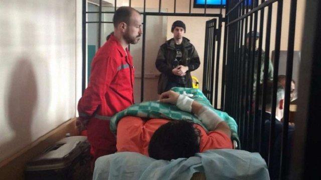 Суд  долучив висновок лікарів про його стан здоров'я Насірова до матеріалів справи