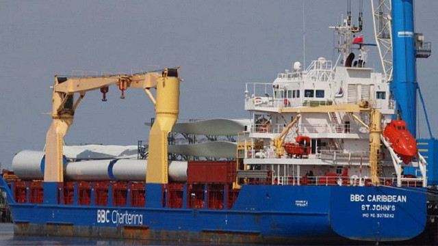 У Нігерії пірати звільнили з полону українського моряка