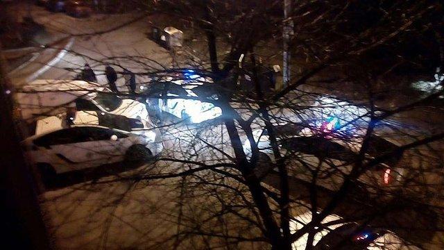 Вночі у Львові нетверезий водій Nissan втікав від поліції через усе місто