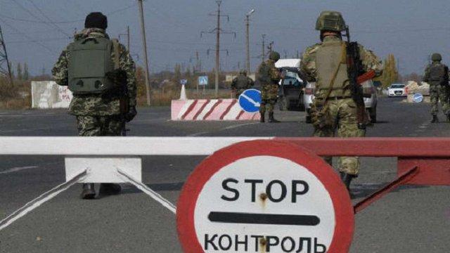 На Донеччині затримали тюремного наглядача «ДНР», який їхав у Київ погостювати до батька