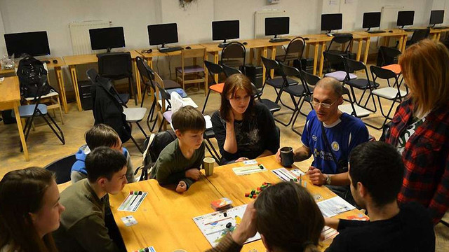 Львів'яни вперше зіграли в рольову еко-гру «KeepCool»