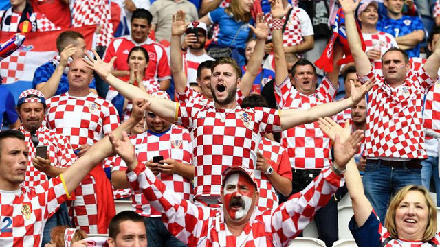 Українські та хорватські ультрас домовились про ненапад під час матчу відбору до ЧС-2018