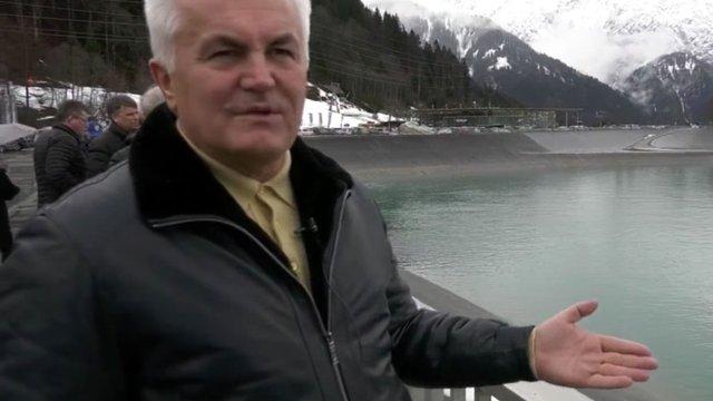 «Укргідроенерго» використовує європейський досвід у будівництві ГАЕС і ГЕС дружніх екології