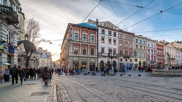Програміст з Івано-Франківська створив онлайн-карту пандусів Львова
