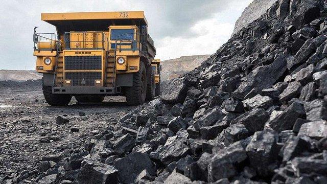 Антрацитового вугілля в Україні вистачить на місяць – «Укренерго»