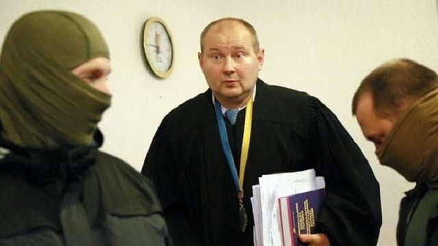 Україна передала Молдові документи щодо екстрадиції судді Чауса
