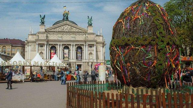 Цьогоріч на Великодньому ярмарку у Львові представлять сучасне мистецтво