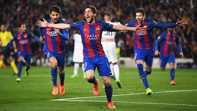 «Барселона» забила 6 голів ПСЖ і вийшла у чвертьфінал Ліги чемпіонів