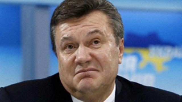 Генпрокуратура Росії заявила, що листа Януковича з проханням ввести війська в Україну не існує