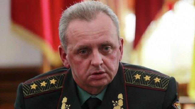 Під час захоплення Криму військові ЗСУ вступали в бій з диверсантами на Херсонщині, – Муженко