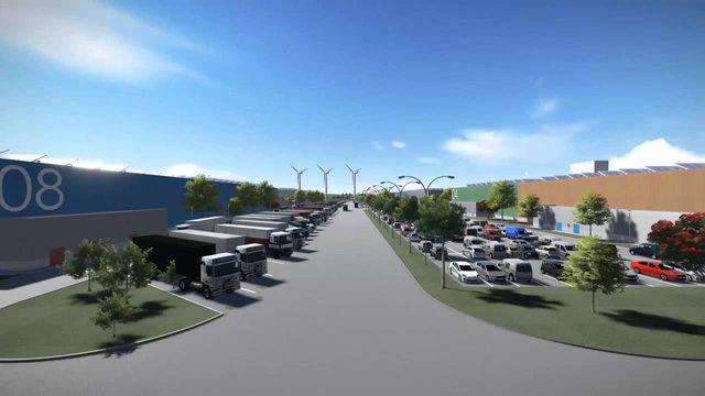 Львівська мерія затвердила першу чергу будівництва індустріального парку