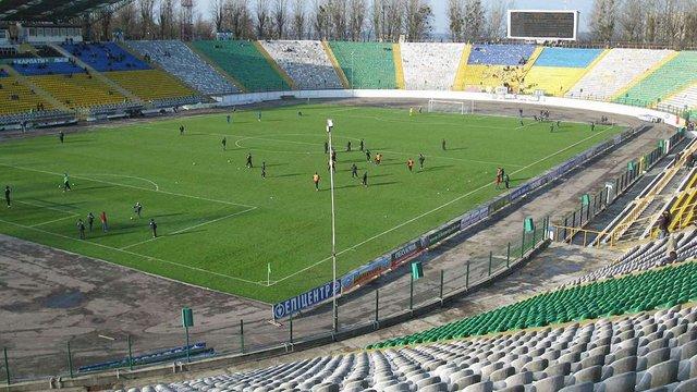 «Карпати» готові безкоштовно надати «Олімпіку» стадіон «Україна»