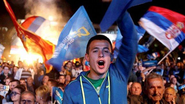 У Чорногорії проросійські політики готують референдум, як у Криму, - FT