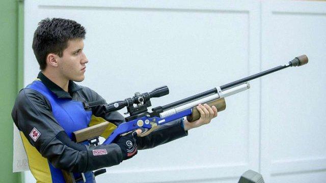 Українські спортсмени завоювали повний комплект нагород на ЧЄ зі стрільби
