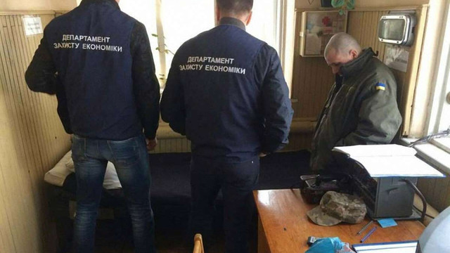 Прокуратура затримала на хабарі начальника військового полігону у Закарпатській області