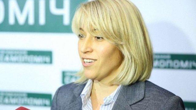 Народна депутатка з «Самопомочі» вирішила добровільно відмовитись від мандата