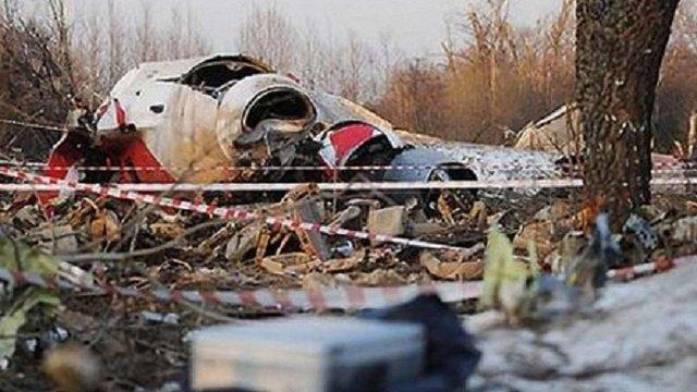 Міноборони Польщі анонсувало оприлюднення нових подробиць Смоленської катастрофи