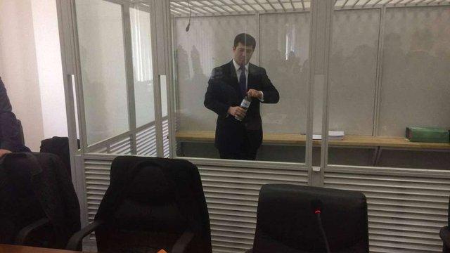 Суд залишив Романа Насірова під вартою і відхилив апеляції захисту