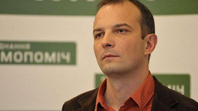 Соболєв закликав людей протестувати на Майдані проти затримання учасників блокади
