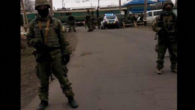 Віце-спікерка ВР повідомила про звільнення затриманих учасників блокади