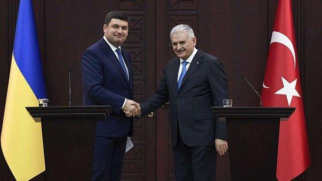 Україна і Туреччина погодили безвізовий режим