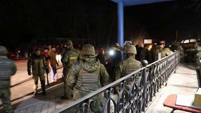 Нардеп Парасюк госпіталізований після сутички з поліцією на блокпості під Слов'янськом