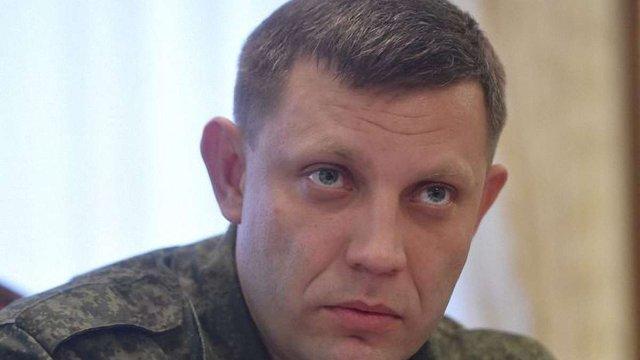 Лідер бойовиків «ДНР» заявив про відправлення «пробної» партії вугілля до Росії