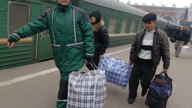 Охочих працювати в Росії українців стало вчетверо менше