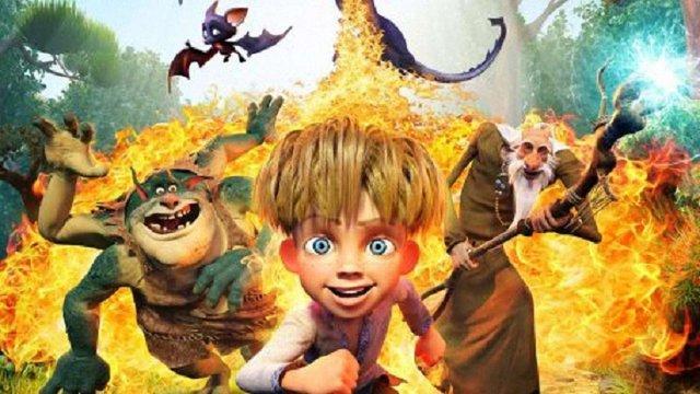 Український мультфільм «Микита Кожум'яка» посів друге місце у латвійському прокаті