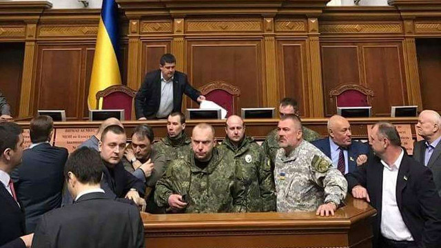 БПП з «Народним фронтом» вимагають відставки віце-спікерки ВР Оксани Сироїд