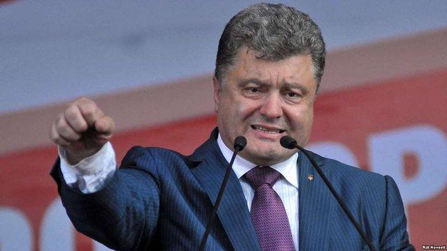Порошенко відкинув можливість позачергових парламентських виборів