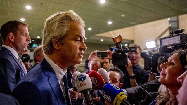 У Нідерландах з суттєвою перевагою перемагає проєвропейська партія