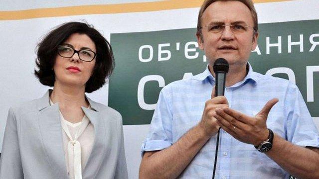 Андрій Садовий висловив солідарність з діями Оксани Сироїд у Верховній Раді