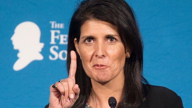 Нова представниця США в ООН закликала ніколи не вірити Росії