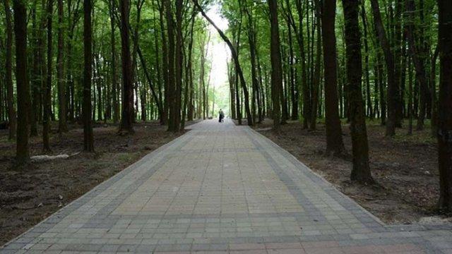 У Львові облаштовують парк імені Папи Римського Івана Павла ІІ