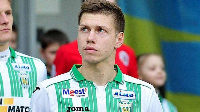 Гравець «Карпат» потрапив у розширений список збірної України на матч з Хорватією