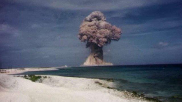 У США розсекретили і оприлюднили відео ядерних випробувань