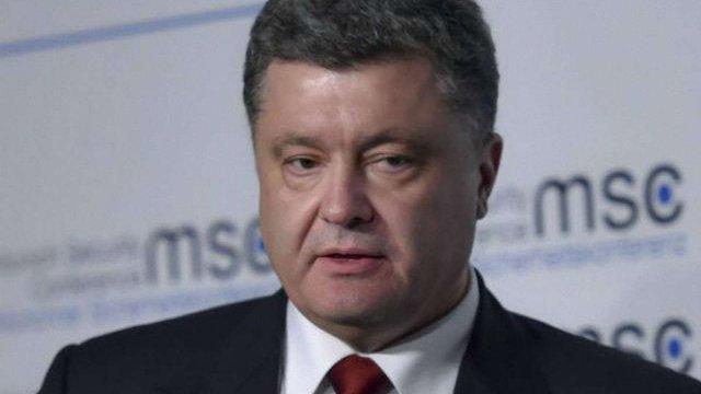 Порошенко закликав організаторів протестів в Україні не плутати демократію з «махновщиною»