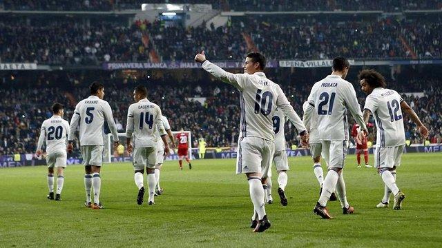 «Реал» зіграє з «Баварією» у чвертьфіналі Ліги чемпіонів