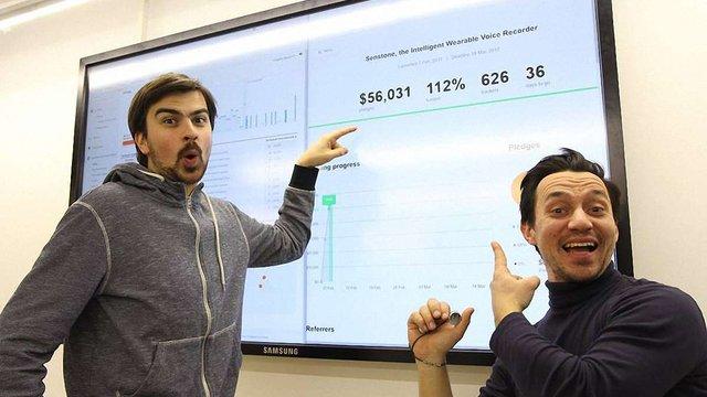 Львівський стартап, який перетворює звук у текст, зібрав на Kickstarter більше $300 тис.