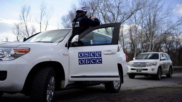 У Донецькій області обстріляли патруль спостережної місії ОБСЄ