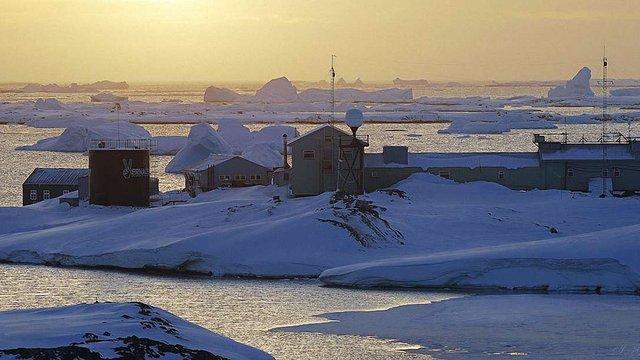 Біля української станції в Антарктиді знайшли великі нафтогазові родовища