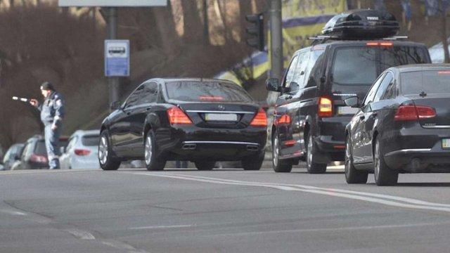 Утримання автопарку Кабміну торік коштувало держбюджету майже ₴33 млн