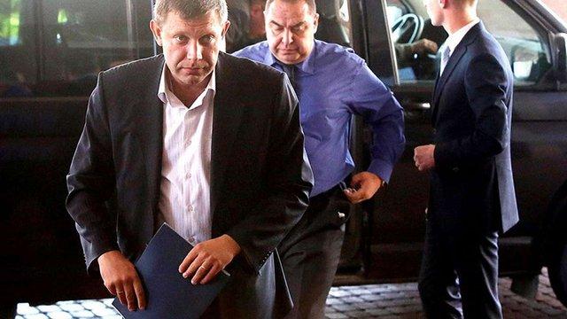 Захарченко з Плотницьким у Криму почали інтегрувати ОРДЛО до Росії, - ЗМІ