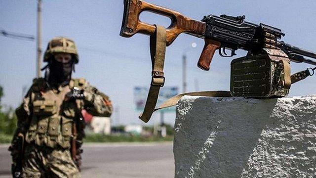 На Донеччині українським силовикам здався ще один бойовик