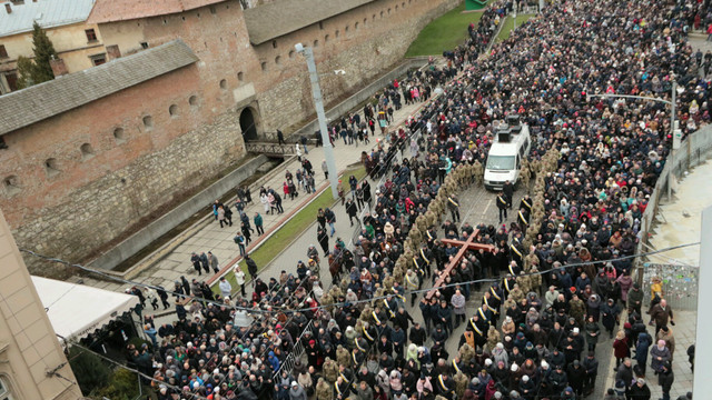 У Львові відбулася багатотисячна Хресна хода