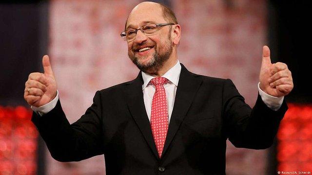 Екс-голову Європарламенту затвердили кандидатом у канцлери Німеччини