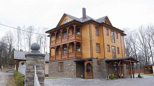 Трускавецька міськрада узаконила єпархії УГКЦ самовільно збудований готель